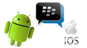 Android BBM and iOS